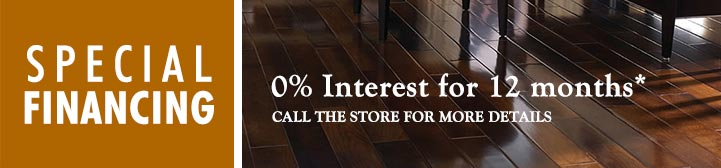 0% Interest for 12 months